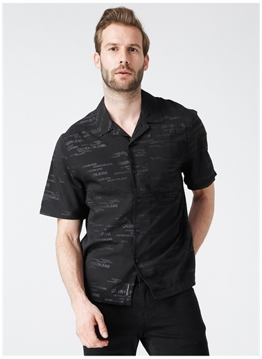 Calvin Klein Calvin Klein Gömlek Siyah